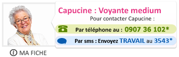 Capucine : Voyante medium